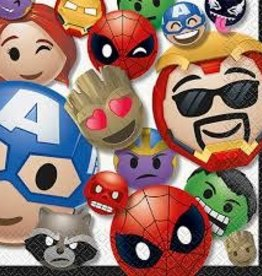 Unique SERVIETTES DE TABLE MARVEL KIDS (16)