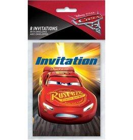 Unique INVITATIONS (8) - LES BAGNOLES 3