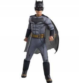 RUBIES COSTUME ENFANT DELUXE JUSTICE LEAGUE - BATMAN