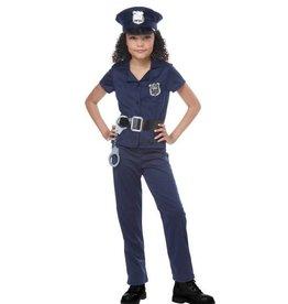California Costumes COSTUME ENFANT JOLIE POLICIÈRE -