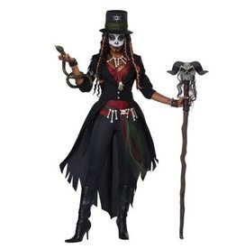 California Costumes COSTUME ADULTE SORCIÈRE VOODOO -