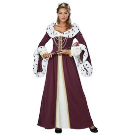 California Costumes COSTUME ADULTE REINE DES CONTES DE FÉE