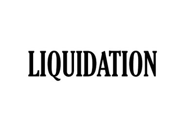Liquidation Section
