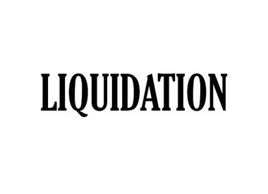 Spéciaux / Liquidation