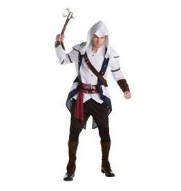 PALAMON COSTUME ADULTE ASSASSIN'S CREED CONNOR