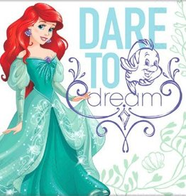 Amscan SERVIETTES DE TABLE - DISNEY ARIEL (16)
