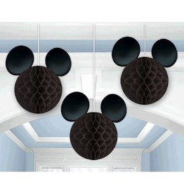 Amscan DÉCORATIONS SUSPENDUES - DISNEY MICKEY MOUSE