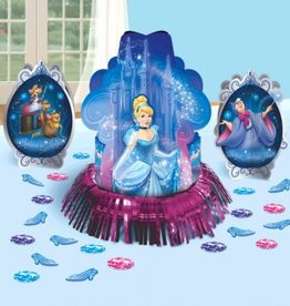 Amscan DÉCORATIONS DE TABLE - DISNEY CENDRILLON