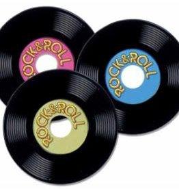 Beistle Co. RECORDS PERSONNALISABLES ANNÉES 50 (3)