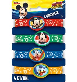 Unique BRACELETS (4) - MICKEY MOUSE