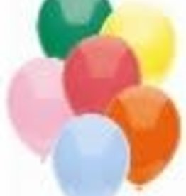 FUNSATIONAL SAC DE 15 BALLONS - MULTICOLORE