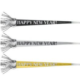 Amscan FLUTE HAPPY NEW YEAR