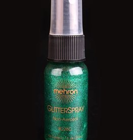 MEHRON *MEHRON - BRILLANT EN SPRAY - SHAMROCK GREEN