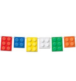Beistle Co. BANNIÈRE LEGO