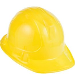 Creative Converting CASQUE DE CONSTRUCTION JAUNE - ENFANT