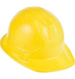 Creative Converting CHAPEAU DE CONSTRUCTION JAUNE - ENFANT