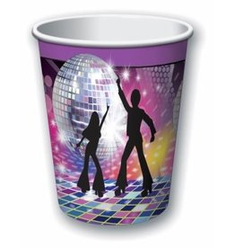 Forum Novelty VERRES DISCO 9OZ. (8)