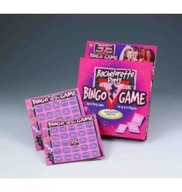 Forum Novelty JEU DE BINGO BACHELORETTE PARTY
