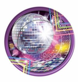 "Forum Novelty ASSIETTES 9"" (8) - DISCO"