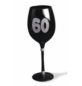 Forum Novelty VERRE À VIN - 60 ANS