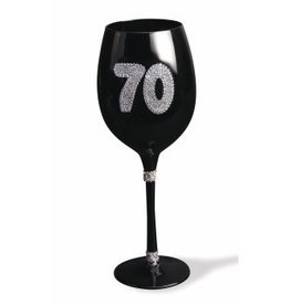 Forum Novelty VERRE À VIN - 70 ANS