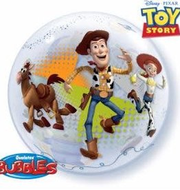Qualatex BALLON BUBBLES 22'' - TOY STORY