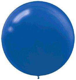 Amscan SAC DE 4 BALLONS LATEX 24PO ROND -