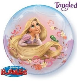 Qualatex BALLON BUBBLES RAIPONCE
