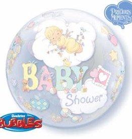 Qualatex BALLON BUBBLES BABY SHOWER