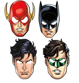 Unique *MASQUES (8) - JUSTICE LEAGUE