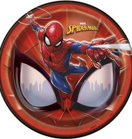 Unique ASSIETTES 9PO - SPIDERMAN