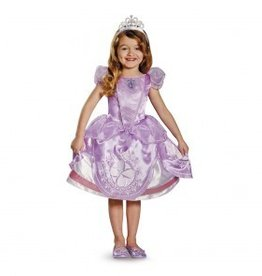 Disguise COSTUME BÉBÉ SOFIA DELUXE  SMALL (2T)