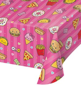 Creative Converting NAPPE EN PLASTIQUE (54X102) - PARTY JUNKFOOD