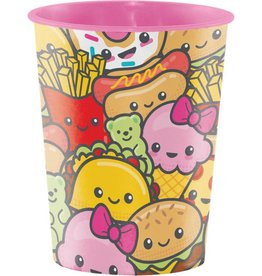 Creative Converting VERRE 16OZ - PARTY JUNKFOOD