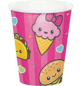 Creative Converting VERRES 9OZ (8) - PARTY JUNKFOOD