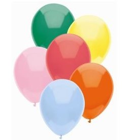 FUNSATIONAL SAC DE 50 BALLONS FUNSATIONAL - ASSORTIMENT STANDARD