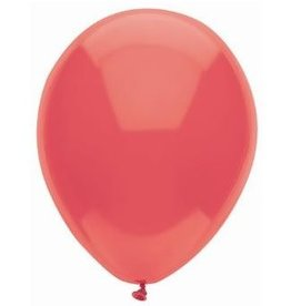 FUNSATIONAL SAC DE 50 BALLONS FUNSATIONAL - ROUGE