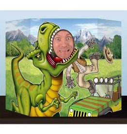 "Beistle Co. FOND MURAL POUR PHOTO (3'1""X25"") - SAFARI / DINOSAURES"