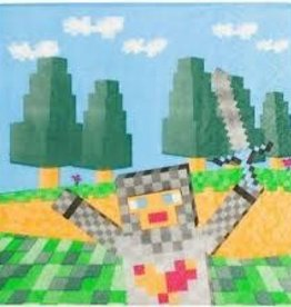 Forum Novelty SERVIETTE DE TABLE (16) - MINECRAFT