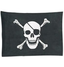 Beistle Co. DRAPEAU PIRATE