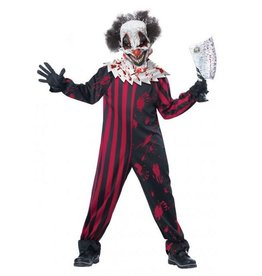 California Costumes COSTUME ENFANT - CLOWN TUEUR