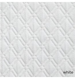 ALYSSA EURO SHAMS WHITE