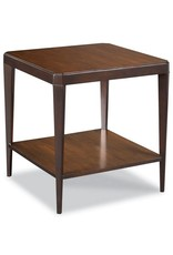 Square Side Table Tribeca Finish 27W27D27H