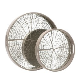 """Frans Round Tray Large 22"""""""