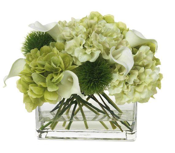 Hydrangia & Calla Lilly Bouquet