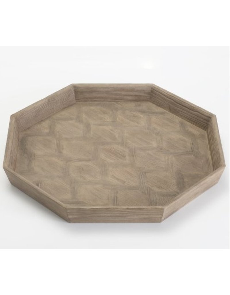 Parquet Tray Larch 24""