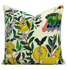 22x22 LEMON TREE PILLOWS