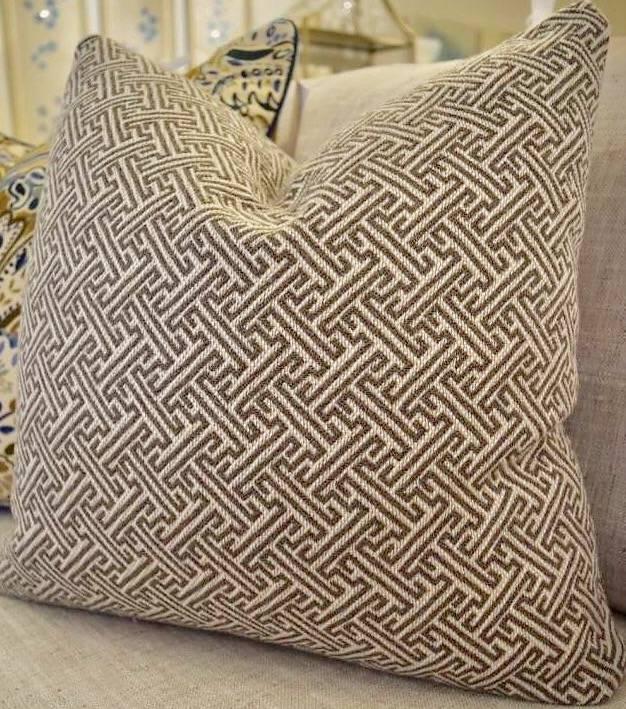 """Tango Charcoal Pillows 20"""""""