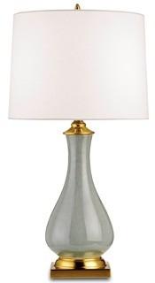 Lynton Table Lamp - Grey