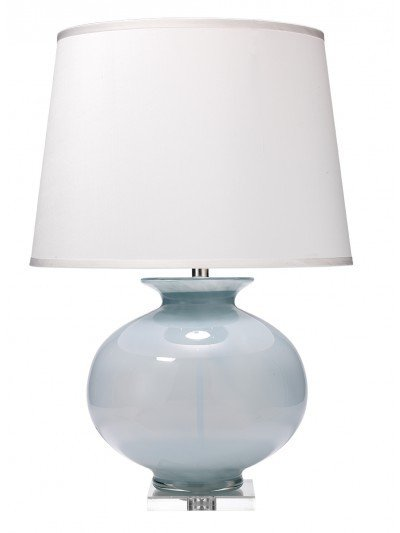Heirloom Table Lamp - Cornflower Blue 26H